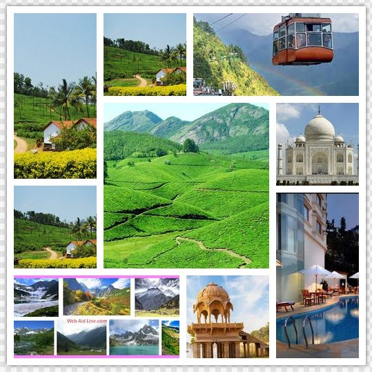 Super Best Places to Visit in India